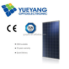 factory price low cost solar panel 280watt/solar panel manufacturers in china is pv solar panel