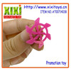 2.6Cm wholesale plastic super cheap toys spinning top toy