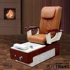 Nail salon furniture/pedicure foot spa massage chair/used pedicure spa chairs KM-S816-2
