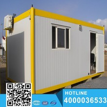 Popular 20ft/40ft Flat Pack Container House Custom Made