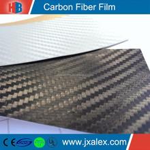 Wholesale Color Car Wrap 3D Vinyl Film Carbon Black Low Price For Car Decoration