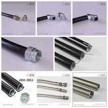 "HOT SALE 1"" ID Liquid Tight Metallic Flexible Electrical cable Conduit"