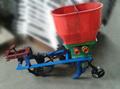 una sola fila sembradora para caminar tractor sembradora de maiz manual