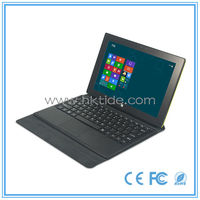 Ultrathin Lightweight and durable Tablet PC Case with Docking Keyboard and Touchpad for windows