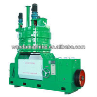 super large capacity peanut pre-treatment oil press machine