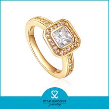 de diseño simple tanishq de oro anillos de la joyería