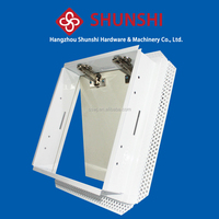 new type stainless steel rivet hinges steel ceiling access panel