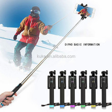 Factory Price Channel Bluetooth Selfie Stick with focusing For Smart Phone