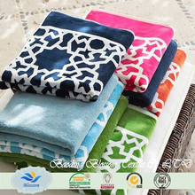 hebei factory wholesale 100% cotton yarn dyed mini hand towel
