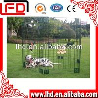 The High Modular The Chianlink Dog cage factory in Shandong China