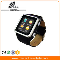 2015 Fashionable latest OEM wrist watch mobile phone