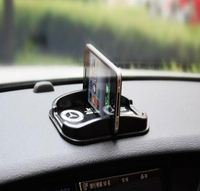 Dashboard pu gel sticky pad for Mobile Phone