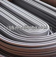 u shape steel pipe A106B A53B