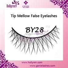 Customized Package Wholesale Tip Mellow False Eyelashes