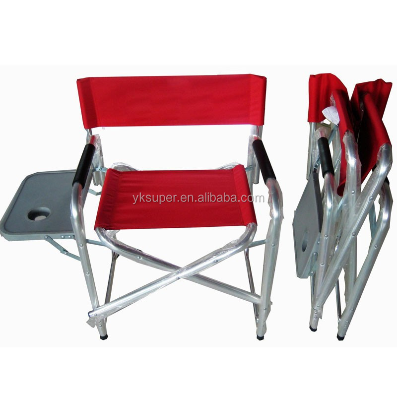 Lightweight Aluminum Folding Director Chair With Metal Frame Wholesale Buy
