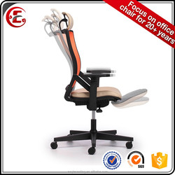 self-developed recliner chair 1201B-1 dual using reclining office chair