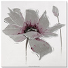 Wholesale Textured Canvas Flower Oil Painting