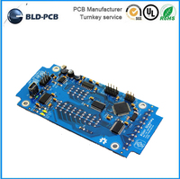 Single Sided PCB electronic pcb design and Low Cost LED PCB Manufacture with UL,ROHS ,ISO Certificate 94V0 PCB Assembly