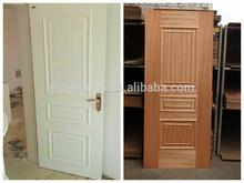 Puertas de madera para dormitorios moderno puerta de madera de diseño
