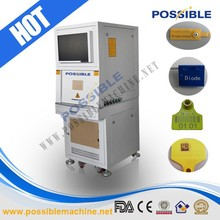 Bottom price Possible Kitchen knife 50w Fiber laser marking machine