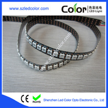 flexible 5V ws2812b 144 led pixel strip