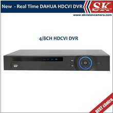 HCVR5108H 1U Housing 8CH 1280*720P H.264 Full Real Time Dahua HDCVI DVR