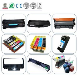 Office Supply : Compatible toner cartridge , ink cartridge , printer ribbon , Office Supplies Wholesale from 24 years factory!