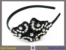 Front OEM Good-looking plastic candy Headband
