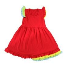 La vente chaude nouveau style OEM service usine prix enfants salle de bal robe de danse