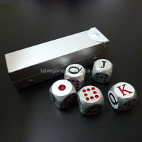 high quality metal dice