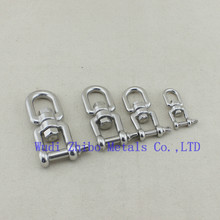 Excelent quality AISI 304 Eye&Jaw European swivel from china supplier