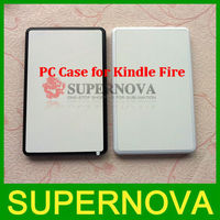 Customized sublimation PC case for Kindle Fire