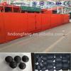 coal/carbon ball drying machine/coal conveyor mesh belt dryer