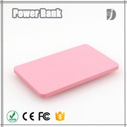 China market of electronic slim powerbank,power bank