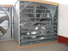 HS Swing Drop Hammer Exhaust Fan/Poultry House Ventilation Equipments/Evaporative Cooling System Exhaust Fans