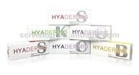 Hyaluronic Acid HYADERMIS Facial Dermal Implant/ Injection