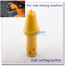 coal mining machine part -carbide coal mining pick