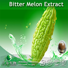 100% Pure Bitter Melon Total Saponins tested by UV