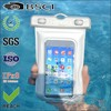 Hot pvc waterproof bag for samsung galaxy s4 i9500