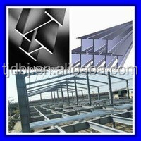 China top mills Q345B Iron Steel I beam size for construction q235 hot rolled iron structural steel I beam low carbon