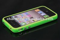 New Arrival TPU Bumper Case for iPhone 4S