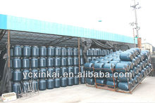 plastic chemical packing drum 50kg
