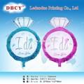 Diamante balão de casamento por atacado decoração balão de hélio