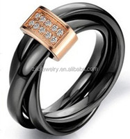 best quality hot animal sex with woman silver ceramic ring ceramic pall ring