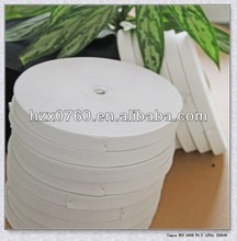 flat and thin woven elastic band