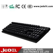 Ergonomic Design Game Keyboard Suspension Gaming Keyboard