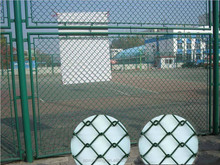 Chain link fence panels/Chain link fence/ diamond wire mesh