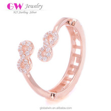 Wholesale Brand Imitation Jewellery Gold Rings Design For Women
