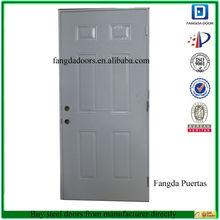 Fangda puerta metalica