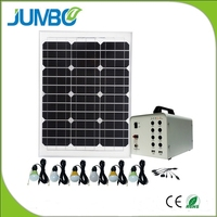 Top level new coming led solar home lighting system factory